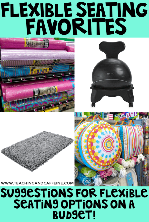 Flexible Seating Favorites!
