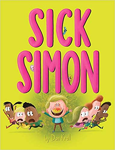 Five Read Alouds About Germs Sick Simon Picture Books