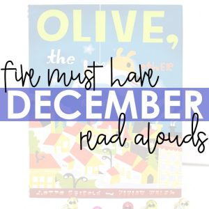 Five Must-Have Read Alouds for December