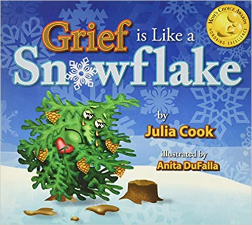 Five Must-Have Picture Books About Grief: Grief is Like a Snowflake