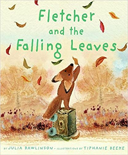 5 Must-Have September Read Alouds image of Fletcher and the Falling Leaves