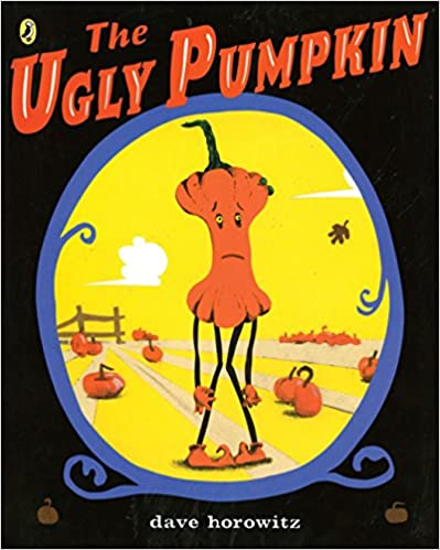five must-have November read alouds image of The Ugly Pumpkin