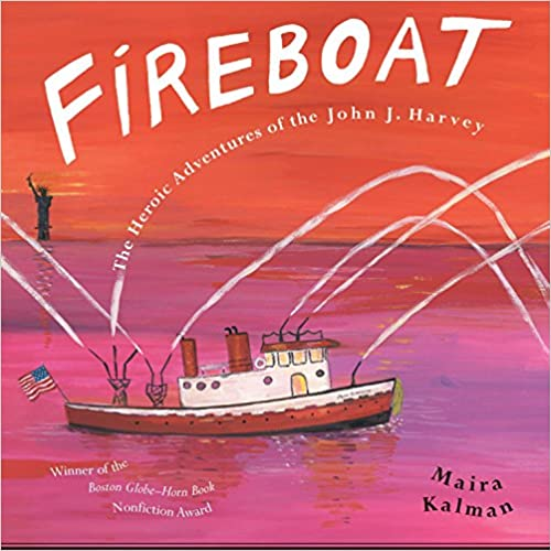 5 Must-Have September Read Alouds image of Fireboat