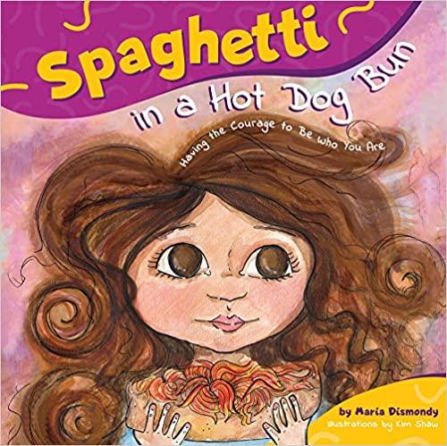 Spaghetti in a Hotdog Bun book cover