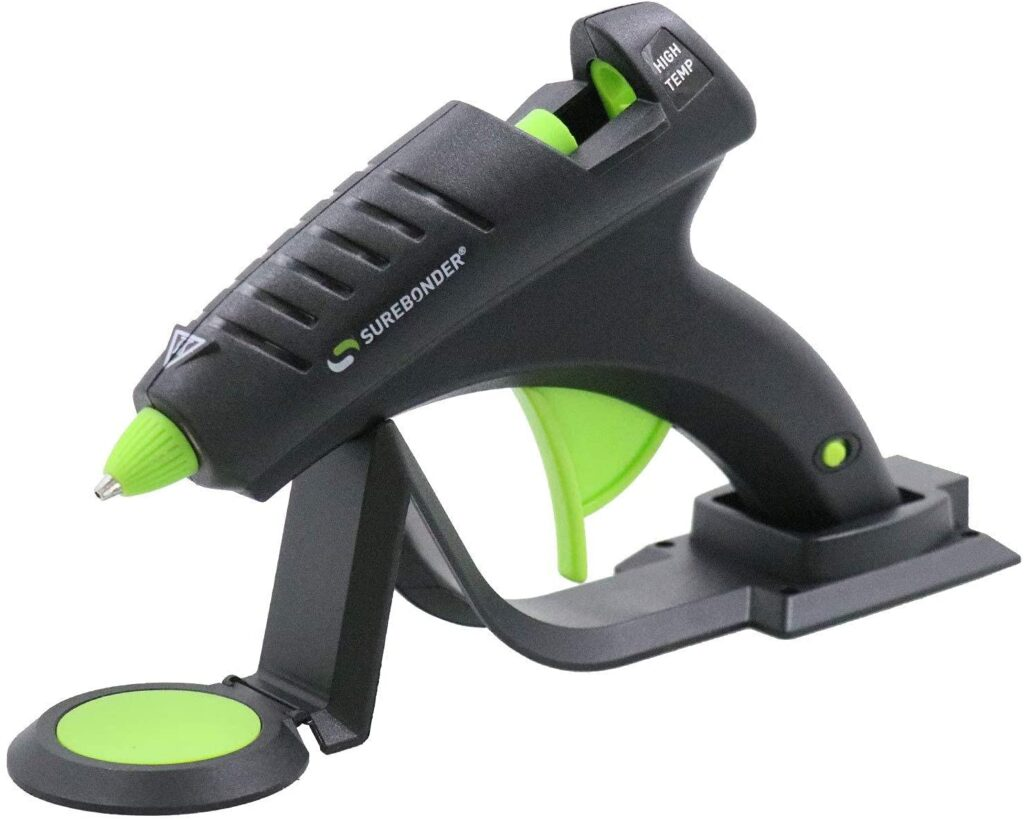 Image of a cordless glue gun for 7 Classroom Must-Haves from Amazon