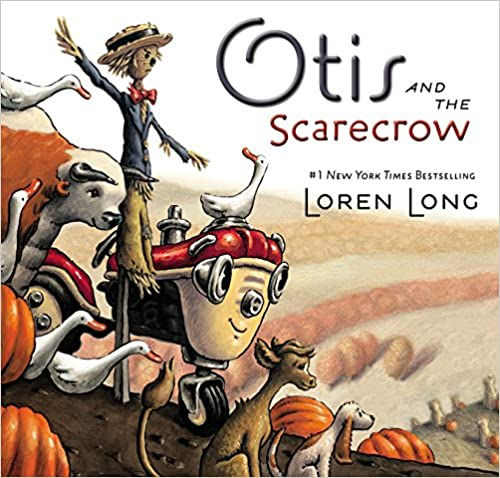five must-have November read alouds image of Otis and the Scarecrow