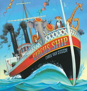 5 Must-Have September Read Alouds image of The Cirus Ship