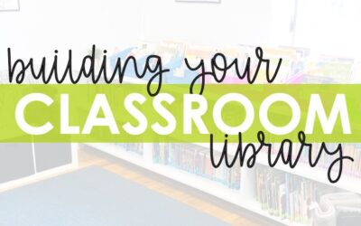 8 Tips for Building Your Classroom Library Without Breaking the Bank