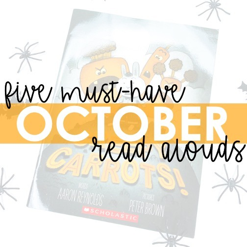 5 Must-Have October Read Alouds